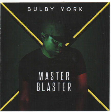 Bulby York - Master Blaster (VP Music) CD